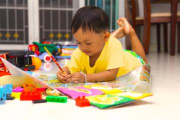 mainan untuk anak 2 tahun